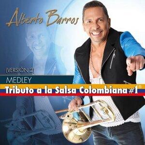 Medley Tributo Salsa Colombiana 1 (Version 2) Cali Pachanguero / La Rebelion / Oiga Mire Y Vea / El Preso / Micaela / Mi Vecina