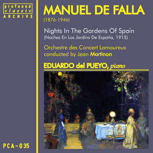 Noches en los Jardins de España (Nights In The Gardens Of Spain)
