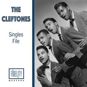 The Cleftones - Singles File