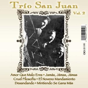 Inolvidables del Trio San Juan Volumen 2