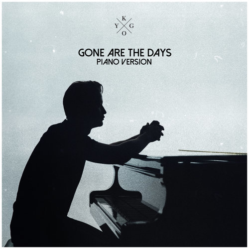 Gone Are The Days - Piano Jam 4 - Piano Version