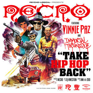 Take Hip Hop Back (feat. Vinnie Paz, Immortal Technique) - Single