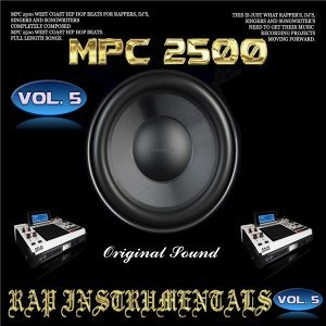 Mpc 2500 Rap Instrumentals, Vol. 5