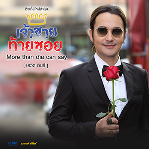 More Than อ้าย Can Say - Single
