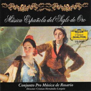Música Española del Siglo de Oro