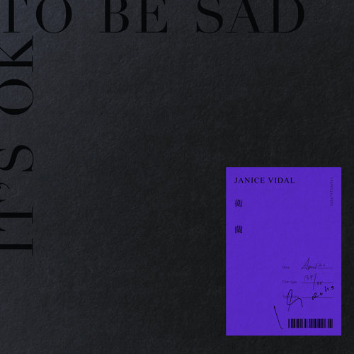 It's OK To Be Sad