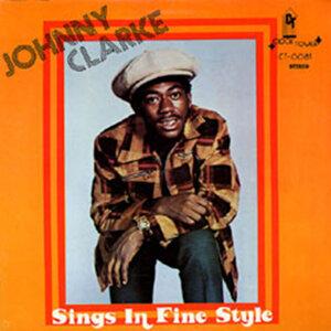Sings in Fine Style