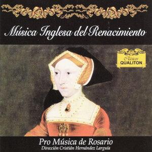 Música Inglesa del Renacimiento