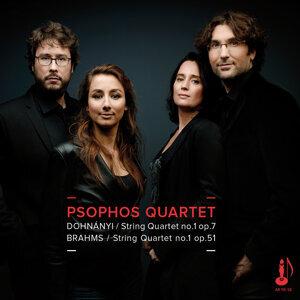 Dohnanyi String Quartet No. 1 Op. 7 - Brahms  String Quartet No. 1 Op. 51