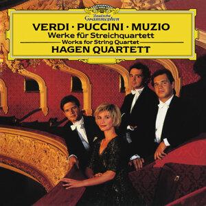 Verdi / Puccini / Muzio: Works For String Quartet