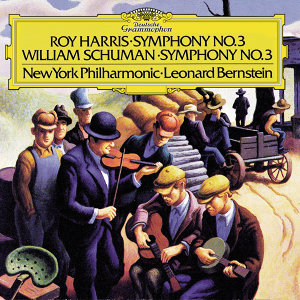 Harris: Symphony No.3 In One Movement / Schuman, W.H.: Symphony No.3 - Live