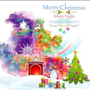 Silent Night Christmas Song (Music Box)