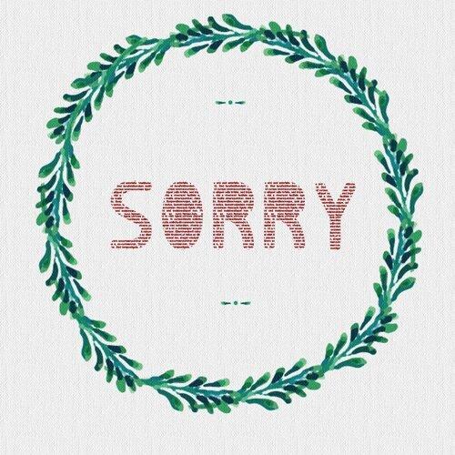卡片系列:道歉卡 Card - Sorry