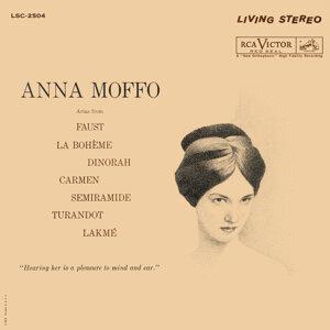 Anna Moffo sings Arias from Faust; La Bohème; Dinorah; Carmen; Semiramide; Turandot; Lakmé