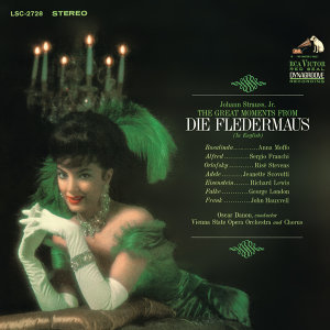 The Great Moments of Die Fledermaus