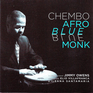 Afro Blue Monk
