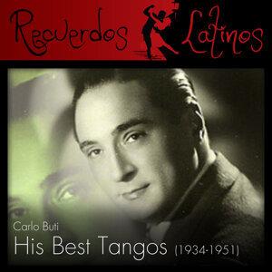 Carlo Buti: His Best Tangos (1934-1951)