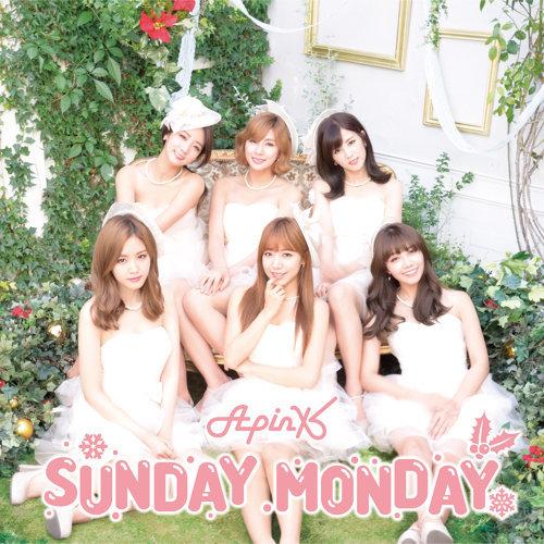 SUNDAY MONDAY - Japanese ver.