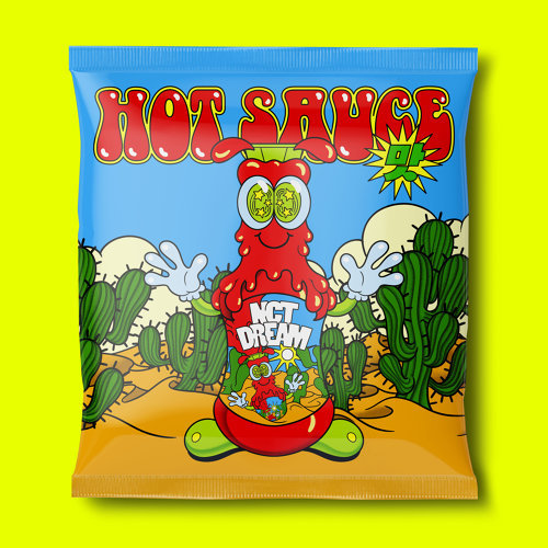 首張正規專輯『Hot Sauce』