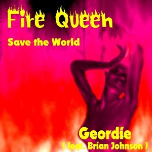 Fire Queen (feat. Brian Johnson)