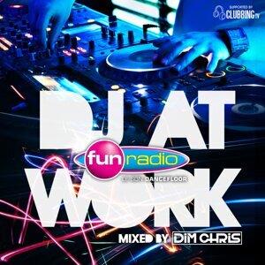 Fun Radio DJ At Work