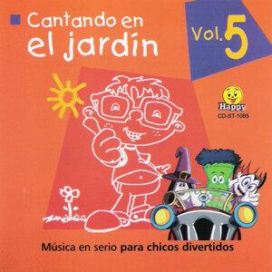 Cantando en el Jardín: Música en Serio para Chicos Divertidos, Vol. 5