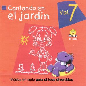 Cantando en el Jardín: Música en Serio para Chicos Divertidos, Vol. 7