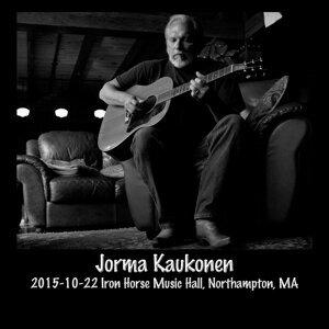 2015-10-22 Iron Horse Music Hall, Northampton, Ma (Live)