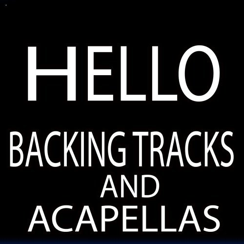 Big Wall Productions - Hello (Backing Tracks and Acapellas) - KKBOX