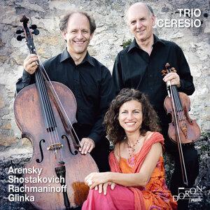 Romantic Russian Piano Trios
