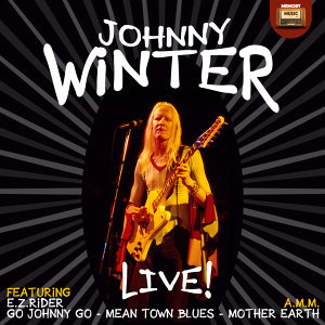 Johnny Winter, Live