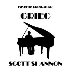 Favorite Piano Music: Grieg
