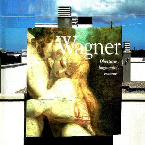 Oberturas, fragmentos, escenas, Wagner
