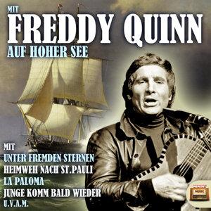 Mit Freddy Quinn auf hoher See