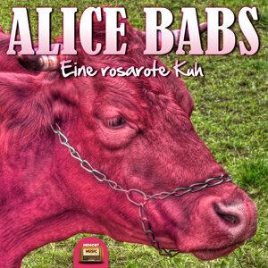 Eine rosarote Kuh