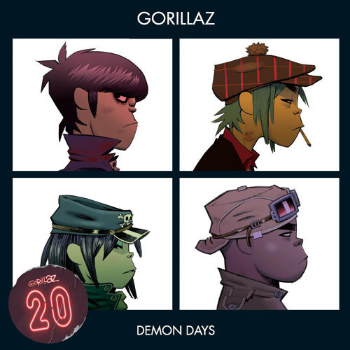 Demon Days - Gorillaz 20 Mix