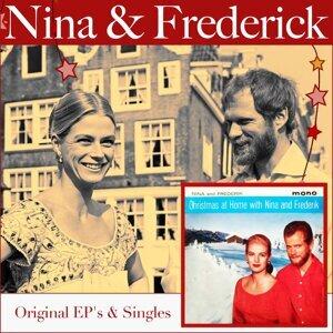 Christmas At Home With Nina & Frederick - Original UK EP's & Singles