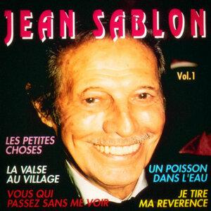 Jean Sablon Vol. 1: Ses plus belles chansons