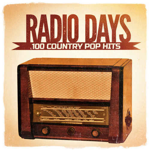 Various Artists - Radio Days, Vol  3: 100 Country Pop Hits from the