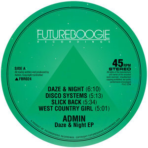 Daze & Night EP
