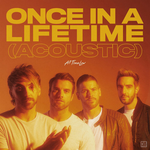 Once In A Lifetime - Acoustic