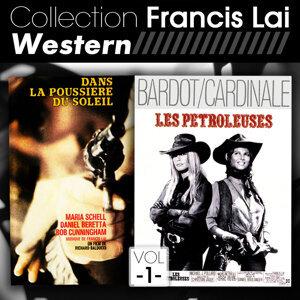 Collection Francis Lai: Western, Vol. 1 (Bandes originales de films)