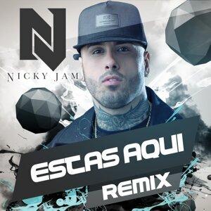 Estas Aqui (Reggaeton Remix)