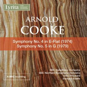Cooke: Symphonies Nos. 4 & 5