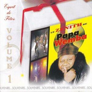 Le Zénith de Papa Wemba, vol. 1 - Live 1999
