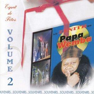 Le Zénith de Papa Wemba, vol. 2 - Live 1999