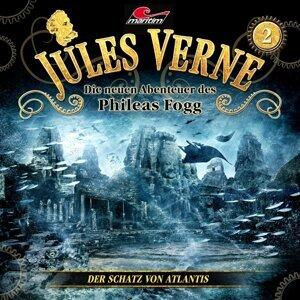 Die neue Abenteuer des Phileas Fogg, Folge 2: Der Schatz von Atlantis