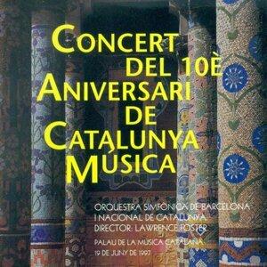 Concert del 10è Aniversari de Catalunya Música