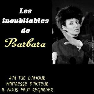 Les inoubliables de Barbara