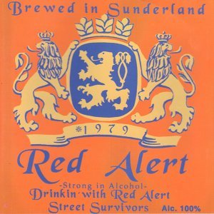 Drinkin' with Red Alert (Street Survivors) / Beyond the Cut